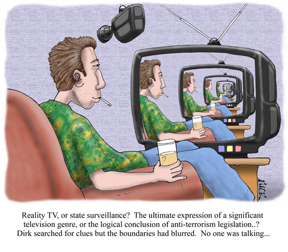 reality tv pros and cons essay A percentage of people will argue that television is nothing but garbage, while others will demand that tv is a tool for good where do you stand.